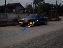 Cần bán xe Mercedes 190 đời 1989, nhập khẩu