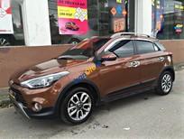 Cần bán lại xe Hyundai i20 Active 1.4AT đời 2015, màu nâu, nhập khẩu