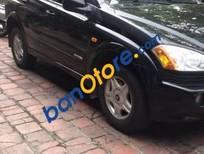 Cần bán xe Ssangyong Kyron năm 2006, Đk 2007