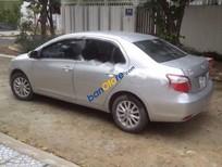 Cần bán xe Toyota Vios Limo đời 2011, màu bạc