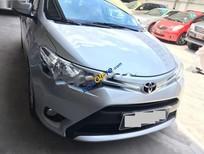 Bán Toyota Vios 1.5E đời 2014, màu bạc, giá chỉ 530 triệu