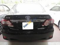 Bán ô tô Toyota Corolla altis 2.0 đời 2011, màu đen giá cạnh tranh