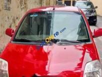 Cần bán gấp Kia Morning đời 2006, màu đỏ, nhập khẩu số tự động, giá tốt