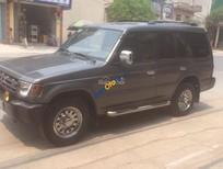 Bán ô tô Mitsubishi Pajero năm 2003, màu bạc chính chủ