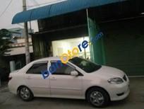 Bán Toyota Vios sản xuất 2007, màu trắng, xe nhập giá cạnh tranh