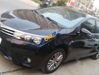 Cần bán xe Toyota Corolla altis 1.8 G năm 2015, màu đen như mới giá cạnh tranh