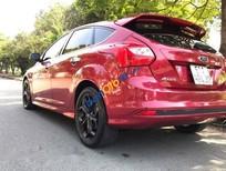 Bán xe cũ Ford Focus S sản xuất 2014, màu đỏ xe gia đình