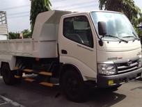 Bán xe ben Hino 2.9 khối, xe ben hino 3 khối 3T5, 3.5 tấn giá tốt