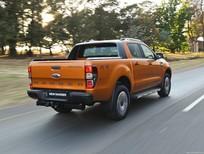 Bán ô tô Ford Ranger Wildtrak 3.2 2017, màu cam, nhập khẩu nguyên chiếc