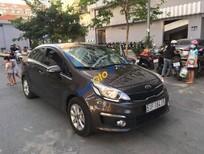 Bán xe cũ Kia Rio AT đời 2015, màu nâu số tự động, 485 triệu