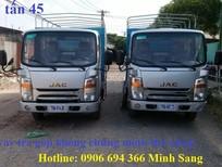 Đại lý bán xe tải Jac 3.5 tấn cabin mới isuzu giá cạnh tranh tại TPHCM