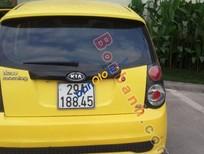 Bán xe cũ Kia Morning SX đời 2011, màu vàng chính chủ
