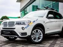 BMW X3 xDrive20i 2017, màu trắng. BMW Đà Nẵng bán xe BMW X3 nhập khẩu chính hãng, giá rẻ nhất, có xe giao sớm