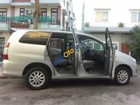 Bán xe cũ Toyota Innova E 2.0MT sản xuất 2013