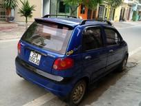 Bán Daewoo Matiz Se sản xuất năm 2004, màu xanh lam, xe nhập