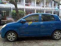 Cần bán Kia Picanto 1.2 AT sản xuất 2007, màu xanh lam, nhập khẩu