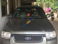 Cần bán lại xe Ford Escape 3.0 đời 2003, màu xám, 230tr