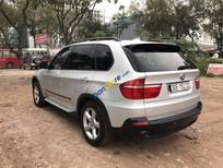 Bán ô tô BMW X5 3.0 sản xuất năm 2007, màu bạc, nhập khẩu