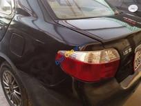 Bán xe cũ Toyota Vios MT đời 2005, màu đen xe gia đình
