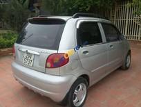 Bán Daewoo Matiz SE đời 2004, màu bạc xe gia đình
