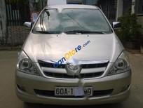 Bán lnnova G 2006 màu bạc, số tay chính chủ ký bán