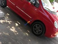 Cần bán gấp Daewoo Matiz Se đời 2005, màu đỏ