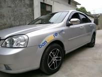 Cần bán xe Daewoo Lacetti EX năm 2008, màu bạc