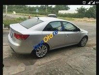 Bán xe cũ Kia Forte 1.6 AT đời 2012, màu bạc, 495 triệu