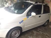 Cần bán xe Daewoo Matiz năm sản xuất 2006, màu trắng