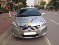Cần bán lại xe Toyota Vios G đời 2011, màu bạc số tự động