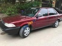 Bán Toyota Corolla MT đời 1990, màu đỏ số sàn