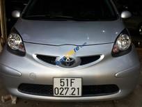 Bán Toyota Aygo đời 2006, màu bạc, xe nhập khẩu