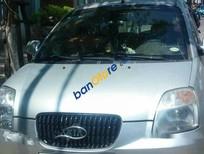 Chính chủ bán Kia Morning AT đời 2007, màu bạc