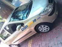 Bán Hyundai Getz MT đời 2010, màu vàng số sàn