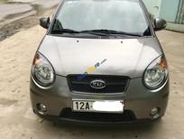 Cần bán xe Kia Morning đời 2009, màu xám (ghi)