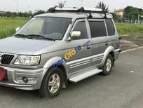 Xe Mitsubishi Jolie MT năm 2002, màu bạc đã đi 130000 km