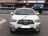 Cần bán xe Haima S5 1.5L sản xuất 2015, màu trắng, nhập khẩu số tự động