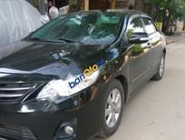 Bán Toyota Corolla altis 1.8 AT đời 2011, màu đen