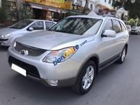 Bán xe Hyundai Veracruz sản xuất năm 2008, màu bạc, nhập khẩu