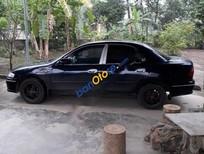 Cần bán gấp Mazda 323F đời 1999, màu đen, nhập khẩu