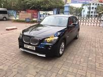 Bán xe cũ BMW X1 đời 2010, màu xám, xe nhập