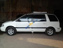 Bán Mitsubishi Space Gear 1.8MT đời 1997, màu trắng, xe nhập chính chủ, 10tr