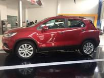 Xe Chevrolet Trax 2017 mới nhập khẩu, ưu đãi hấp dẫn từ Đại lý xe Chevrolet, trả góp 100% xe