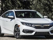 Honda Civic 2018, nhập Thái, ưu đãi lớn tại Honda Ôtô Cần Thơ. LH: 0989899366 Ms Phương