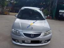 Bán ô tô Mazda Premacy năm sản xuất 2003, màu bạc số tự động