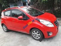Cần bán xe Daewoo Matiz Groover năm sản xuất 2009, màu đỏ, xe nhập, giá 240tr