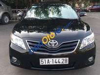 Cần bán Toyota Camry 2.5 LE đời 2009, màu đen, giá 860tr