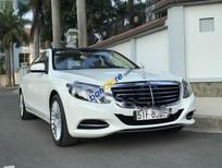 Cần bán Mercedes S500L đời 2017, màu trắng, nhập khẩu