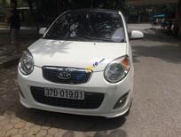Cần bán xe Kia Morning Van sản xuất năm 2010, màu trắng