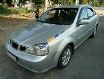 Bán xe Daewoo Lacetti CDX 1.8 đời 2007, màu bạc như mới, giá chỉ 230 triệu